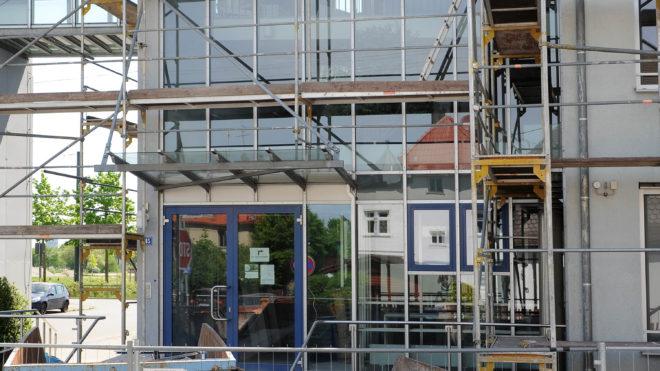Baufortschritt Uniklinik Apartments | Augsburg