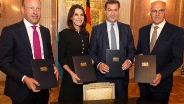 Transaktionsvertrag für das Uniklinikum Augsburg ist unterzeichnet!